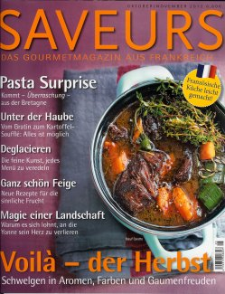 SAVEURS ( allemagne )